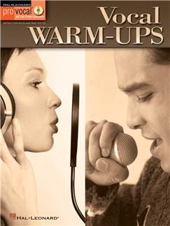 Pro Vocal: Vocal Warm-Ups CD et Livre | Voix
