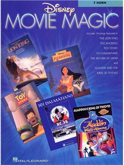 Disney Movie Magic (French Horn) Books | French Horn