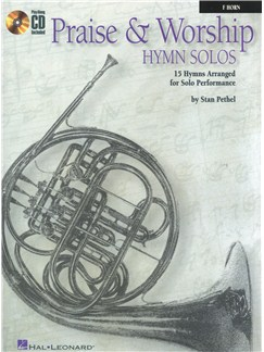 Praise And Worship Hymn Solos - French Horn Books and CDs | French Horn