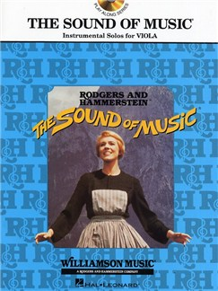 The Sound Of Music - Instrumental Solos (Viola) Books and CDs | Viola