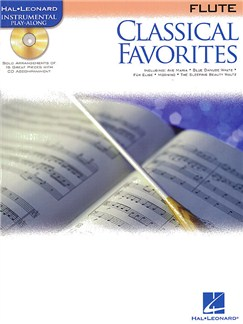 Classical Favourites: Flute Books and CDs | Flute