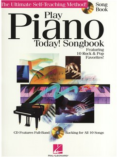 Play Piano Today! Songbook Books and CDs | Piano