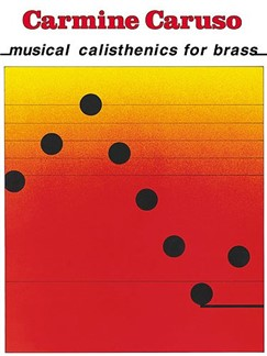 Carmine Caruso - Musical Calisthenics for Brass Books | Ensemble