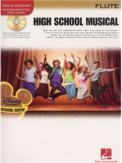 High School Musical - Selections (Flute) Books and CDs | Flute