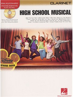 High School Musical – Selections (Clarinet) Books and CDs | Clarinet
