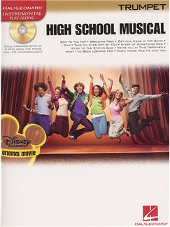 High School Musical – Selections (Trumpet) Books and CDs | Trumpet