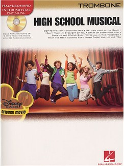High School Musical – Selections (Trombone) Books and CDs | Trombone