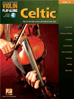 Violin Play-Along Volume 4: Celtic (Book/Online Audio) Books and Digital Audio | Violin