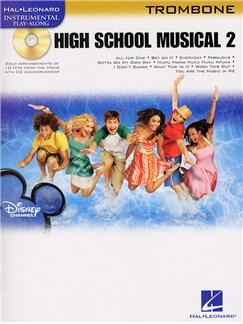 Hal Leonard Instrumental Play-Along: High School Musical 2 (Trombone) Books | Trombone