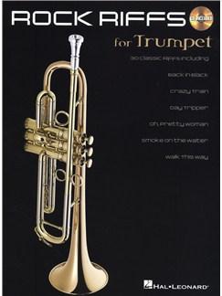 Rock Riffs - Trumpet Books and CDs | Trumpet