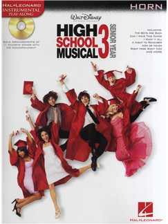 High School Musical 3 - Horn Books and CDs | French Horn