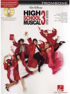 High School Musical 3 - Trombone Books and CDs   Trombone