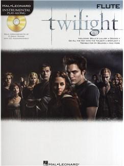 Hal Leonard Instrumental Play-Along: Twilight (Flute) Books and CDs   Flute
