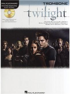 Hal Leonard Instrumental Play-Along: Twilight (Trombone) Books and CDs | Trombone