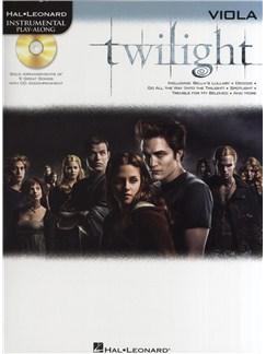 Hal Leonard Instrumental Play-Along: Twilight (Viola) Books and CDs | Viola