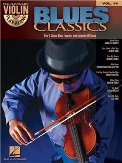 Violin Play-Along Volume 14: Blues Classics CD et Livre | Violon, Voix