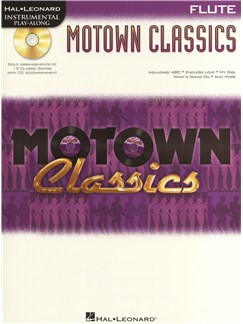 Instrumental Play-Along: Motown Classics - Flute Books and CDs | Flute