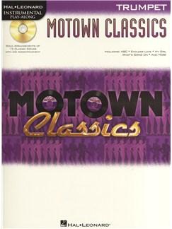 Instrumental Play-Along: Motown Classics - Trumpet CD et Livre | Trompette