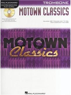 Instrumental Play-Along: Motown Classics - Trombone Books and CDs   Trombone