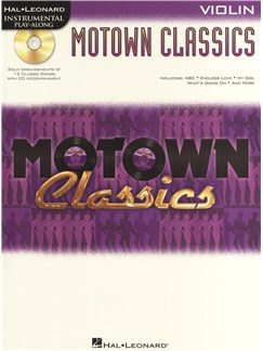Instrumental Play-Along: Motown Classics - Violin Books and CDs | Violin