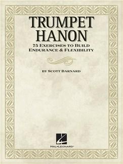 Scott Barnard: Trumpet Hanon Books | Trumpet