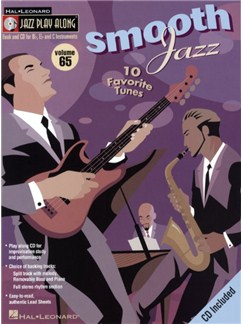 Jazz Play Along: Volume 65 - Smooth Jazz Books and CDs | All Instruments