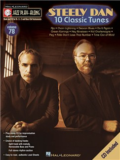 Jazz Playalong Volume 78 - Steely Dan: 10 Classic Tunes Books and CDs | All Instruments