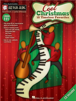 Jazz Play-Along Volume 111: Cool Christmas Books and CDs | All Instruments