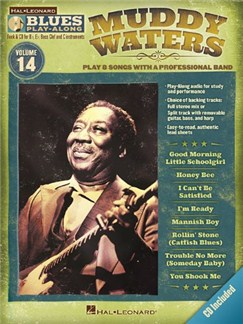 Blues Play-Along Volume 14: Muddy Waters Books and CDs | B Flat Instruments, Bass Clef Instruments, C Instruments, E Flat Instruments