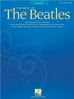Best Of The Beatles - Flute (2nd Edition) Books | Flute