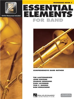 Essential Elements 2000: Trombone Book 1 (Book/CD-ROM) Books and CD-Roms / DVD-Roms | Trombone