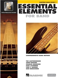 Essential Elements 2000: Electric Bass Book 1 (Book/CD-ROM) Books and CD-Roms / DVD-Roms | Bass Guitar