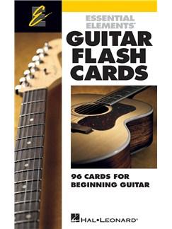 Essential Elements: Guitar Flash Cards  | Guitar