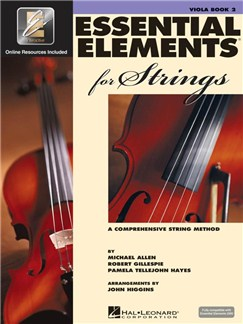Essential Elements 2000 For Strings - Viola Book Two Books | Violin