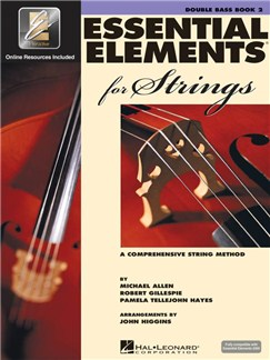 Essential Elements 2000 For Strings - Book 2 Livre | Instruments À Cordes