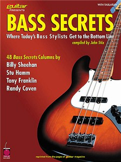 John Stix: Bass Secrets Books | Bass Guitar