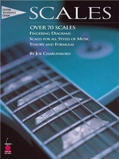 Joe Charupakorn: Scales (Guitar) Books   Guitar