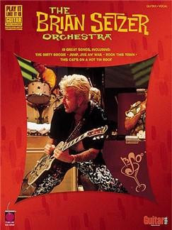 The Brian Setzer Orchestra Books | Guitar Tab