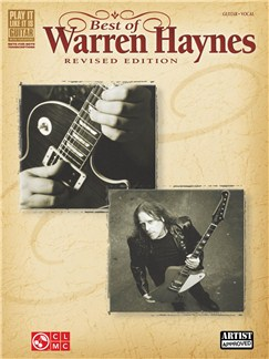 Best of Warren Haynes Books | Guitar Tab