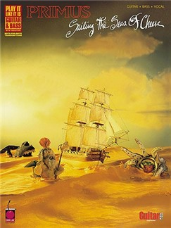 Primus: Sailing The Seas Of Cheese Books | Guitar Tab
