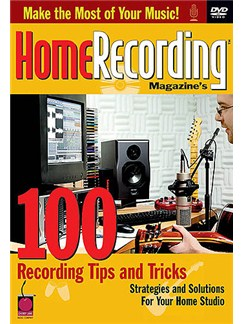 Home Recording Magazine: 100 Recording Tips And Tricks DVD DVDs / Videos |