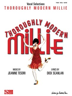 Jeanine Tesori: Thoroughly Modern Millie - Vocal Selections (PVG) Books | Piano, Voice, Guitar