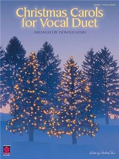 Christmas Carols for Vocal Duet Books | Piano, Vocal & Guitar, Vocal Duet
