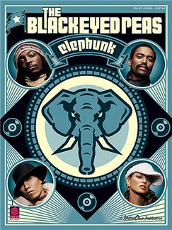 The Black Eyed Peas: Elephunk Books | Piano and Voice, with Guitar chord boxes