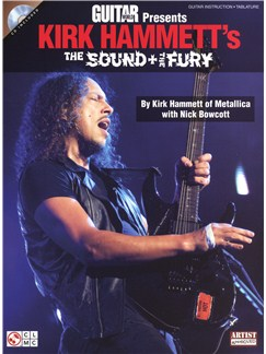 Guitar World Presents: Kirk Hammett's The Sound And The Fury Books and CDs | Guitar, Guitar Tab