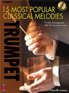 15 Most Popular Classical Melodies - Trumpet Books and CDs | Trumpet