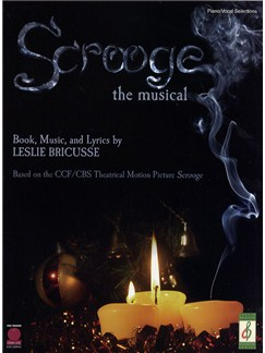 Leslie Bricusse: Scrooge - The Musical Books | Piano, Vocal & Guitar