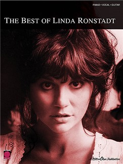 Best Of Linda Ronstadt Books | Piano, Vocal & Guitar