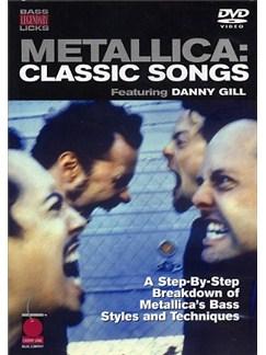 Metallica: Classic Songs (Bass Guitar) DVDs / Videos | Bass Guitar