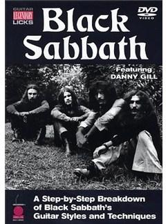 Guitar Legendary Licks: Black Sabbath DVDs / Videos | Guitar